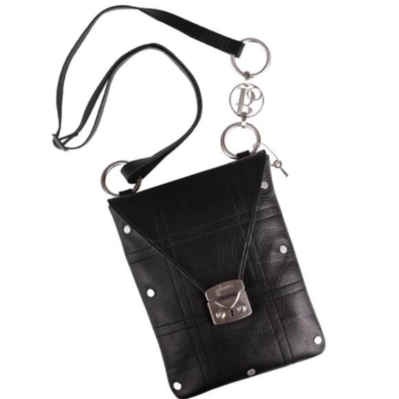 Bolzano Handbags - Bolzano NEW leather Alise crossbody & dust cover